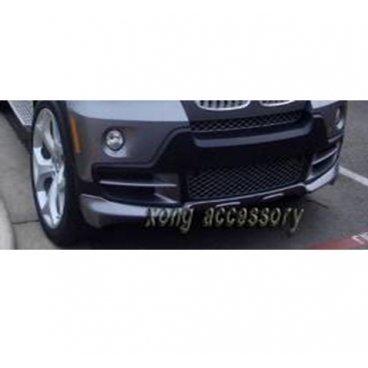 Передняя защита Single (809G203E) на BMW X5