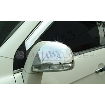 Молдинги зеркал Autoclover (321215) на Chevrolet Captiva