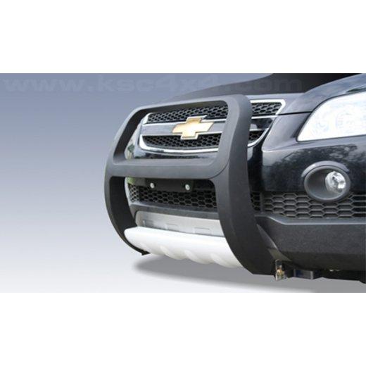 Передняя защита Avengertop A.Bar на Chevrolet Captiva