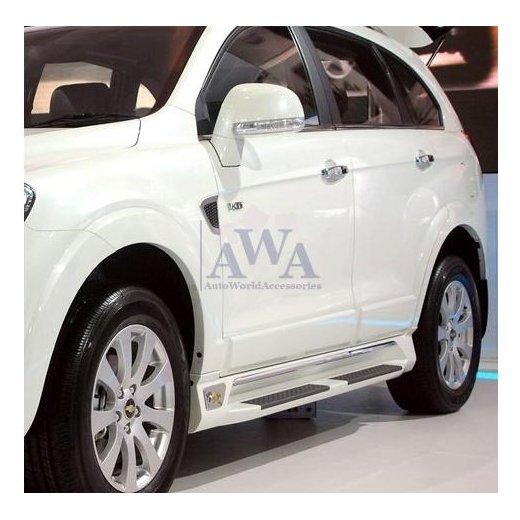 Пороги Sewon (031215) на Chevrolet Captiva