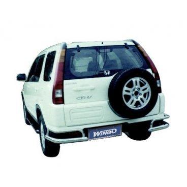 Защита заднего бампера Winbo (D 150012) на Honda CRV