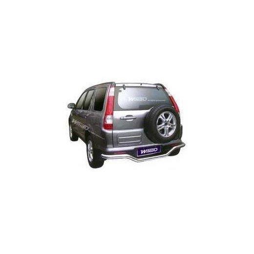 Защита заднего бампера Winbo (D150201) на Honda CRV