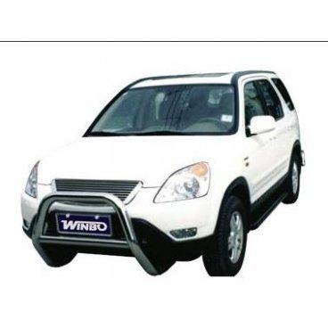 Передняя защита Winbo (A150003) на Honda CRV