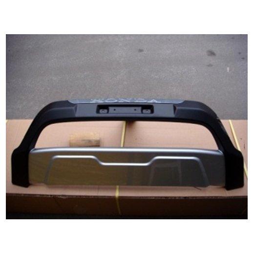Передняя защита Single (DF-H-151) на Honda CRV