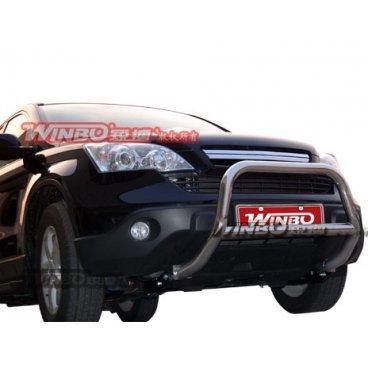 Передняя защита Winbo (A150503) на Honda CRV