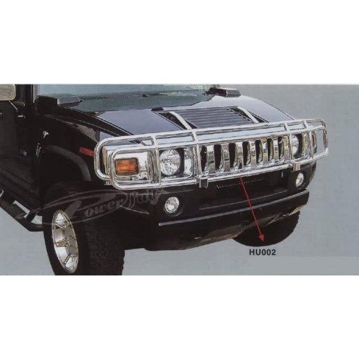 Передняя защита PowerFull (HU002) на Hummer