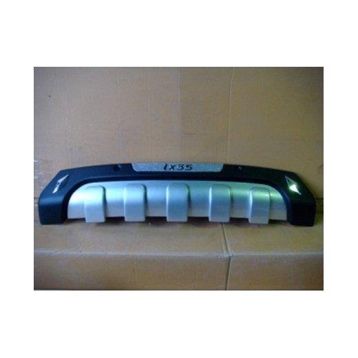 Защита заднего бампера Single (810E206O) для Hyundai IX35