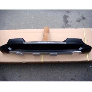Защита заднего бампера Single (DF-E-112) для Hyundai IX35