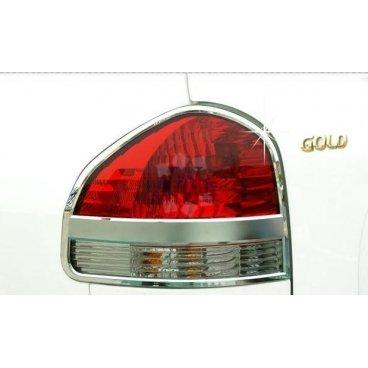 Молдинг задних фонарей (342103) на Hyundai Santa Fe