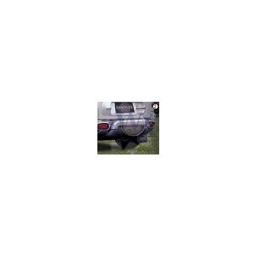 Защита заднего бампера Sewon (021103) на Hyundai Santa Fe