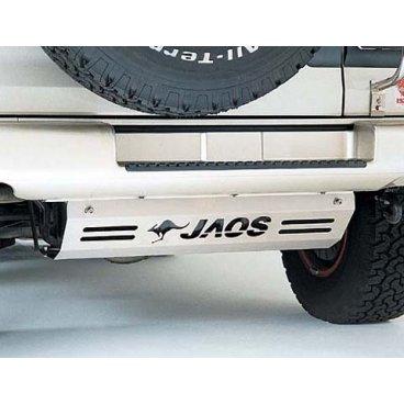 Защита бензобака Jaos (204755) на Isuzu Trooper