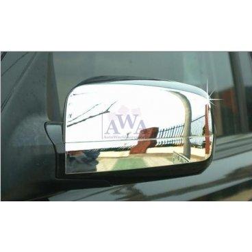 Молдинги зеркал Autoclover (322151) на Kia Sorento