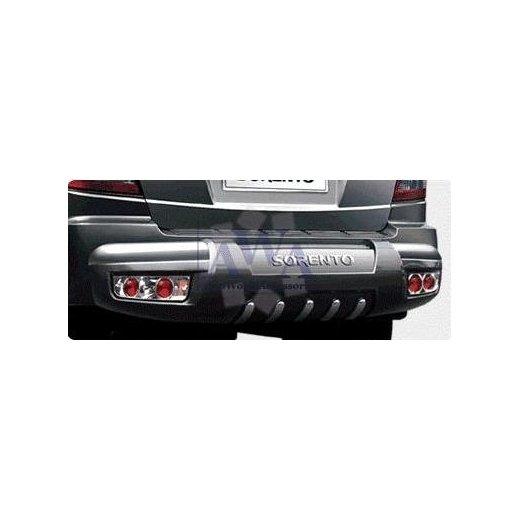 Защита заднего бампера GSC (022151) на Kia Sorento