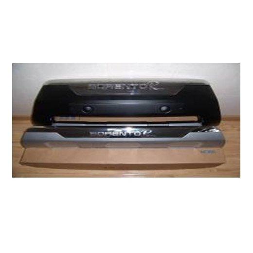 Защита заднего бампера Single (809F206O) на Kia Sorento