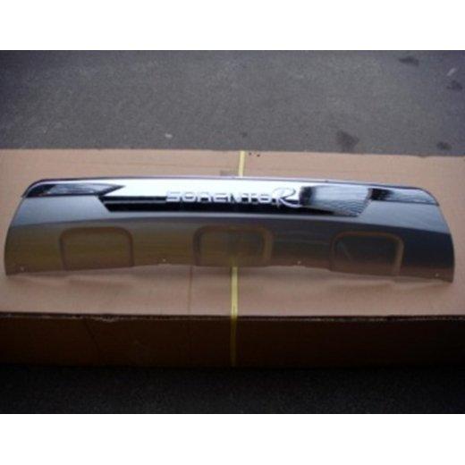 Защита заднего бампера Single (DF-G-008) на Kia Sorento