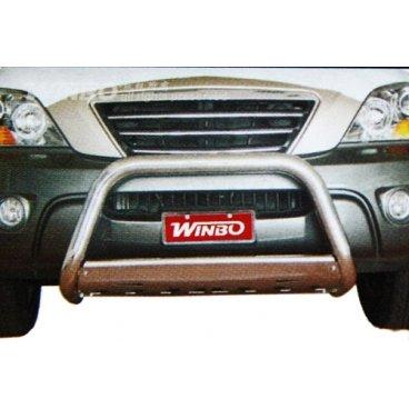 Передняя защита Winbo (A160504) на Kia Sorento