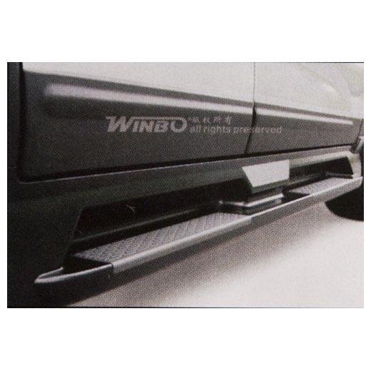 Пороги Winbo (WB16259900) на Kia Sorento