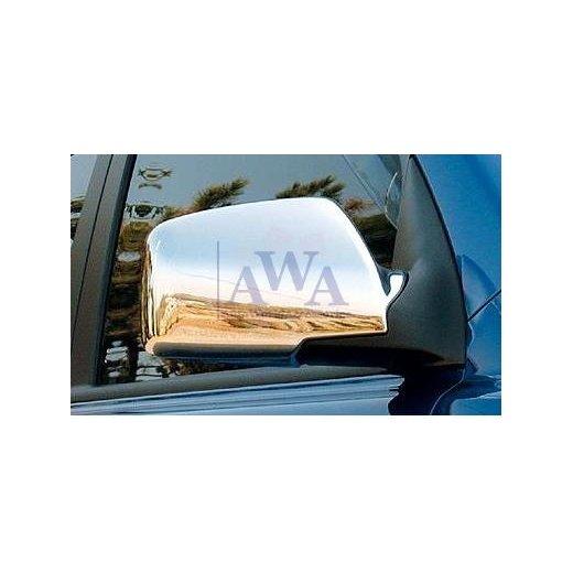 Молдинги зеркал (321152) на Kia Sportage