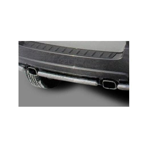 Защита заднего бампера Winbo (D160431) на Kia Sportage