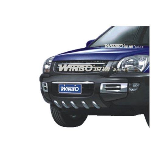 Передняя защита Winbo (A160499) на Kia Sportage