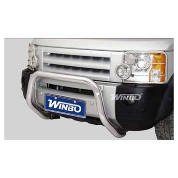 Передняя защита Winbo (A190203) на Land Rover Discovery 3
