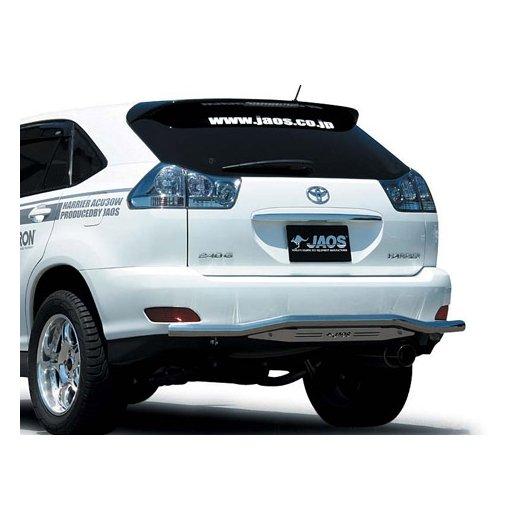 Защита заднего бампера Jaos (225285) на Lexus RX300