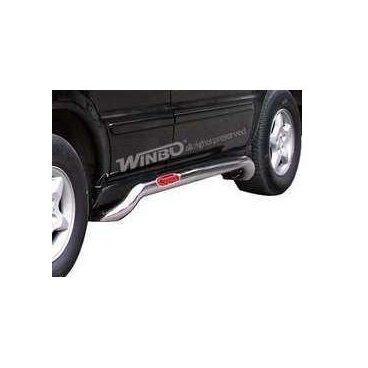 Пороги Winbo (B140098) на Mercedes ML320