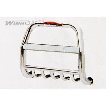 Передняя защита Winbo (A124811AO) на Mitsubishi L200