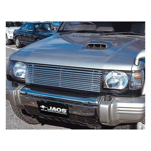 Pешетка радиатора Jaos (B400321) на Mitsubishi Pajero