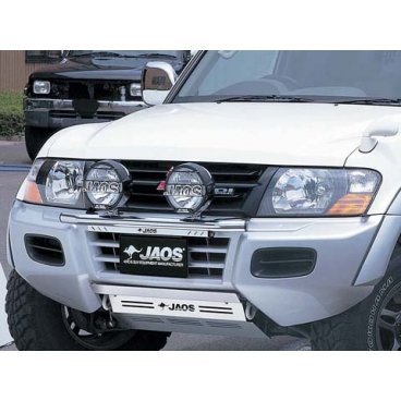 Дуга для дополнительной оптики Jaos (B211325) на Mitsubishi Pajero