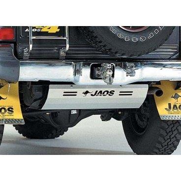 Защита бензобака Jaos (B266321С) на Mitsubishi Pajero