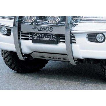 Защита поддона Jaos (B250324) на Mitsubishi Pajero