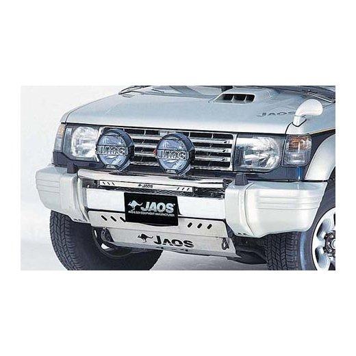 Защита поддона Jaos (тип B) (B250321B) на Mitsubishi Pajero