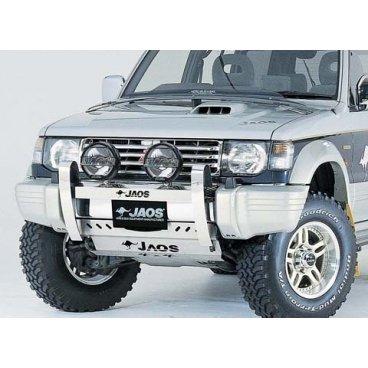 Центральная защита Jaos (142305) на Mitsubishi Pajero