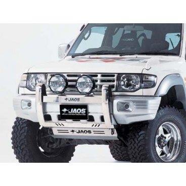Центральная защита Jaos (142306) на Mitsubishi Pajero