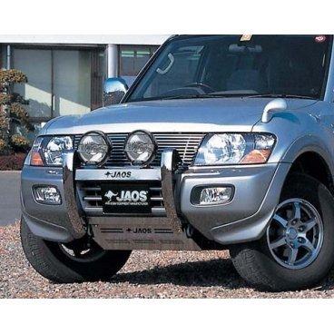Центральная защита Jaos (142310) на Mitsubishi Pajero