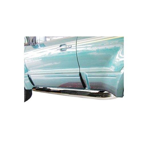 Пороги Winbo (B120201) на Mitsubishi Pajero