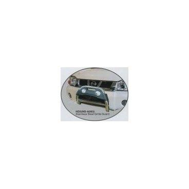 Передняя защита PowerFull (NS-A093) на Nissan Paladin