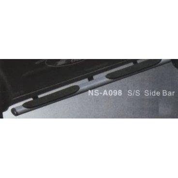 Пороги PowerFull (NS-A098) на Nissan Paladin