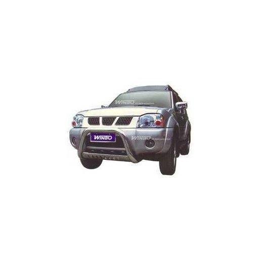Передняя защита Winbo (A114209) на Nissan Paladin