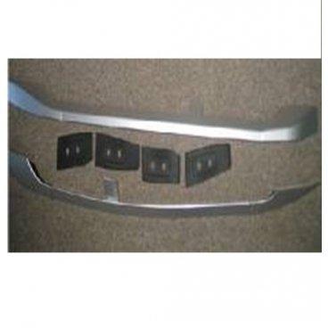 Пороги Single (DF-Q-006) на Nissan Qashqai