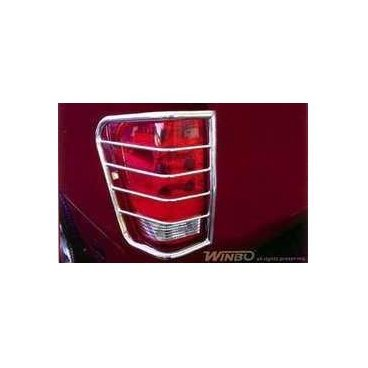 Защита стопа Winbo (G113206) на Nissan Titan