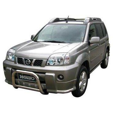 Передняя защита Winbo (A114103) на Nissan X-Trail