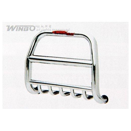 Передняя защита Winbo (A114513) на Nissan X-Trail