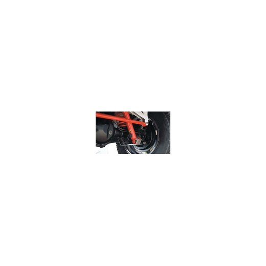 Защита задних амортизаторов Jaos Suzuki Jimny (98+)