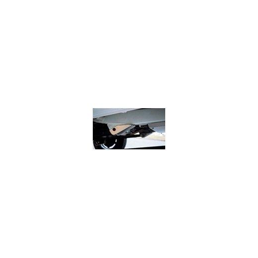 Защита рычагов (задняя) Jaos Suzuki Jimny (98+)