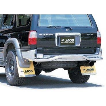 Защита заднего бампера Jaos (B155082) на Toyota 4Runner