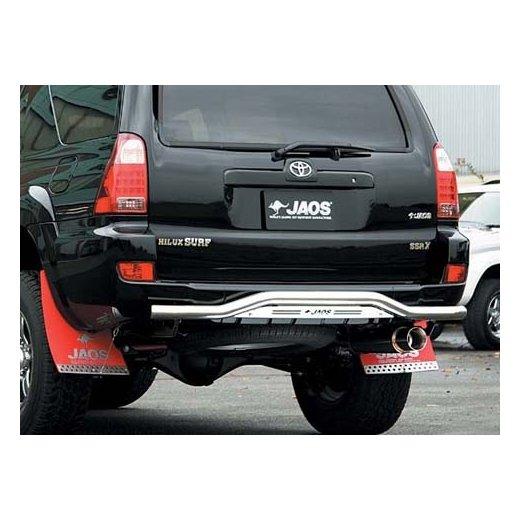 Защита заднего бампера Jaos (B155084) на Toyota 4Runner