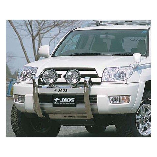 Центральная защита Jaos (142071+142072) на Toyota 4Runner