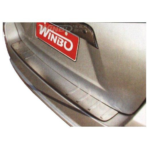 Накладка на задний бампер Winbo (WG09101600) на Toyota Highlander